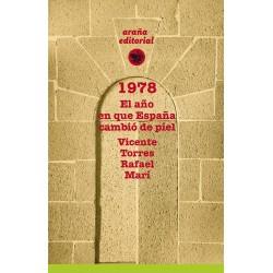 1978, el año en que España cambió de piel