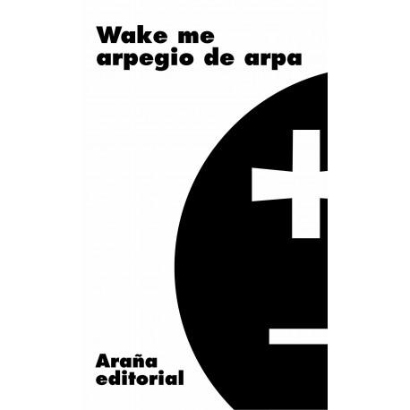Wake me arpegio de arpa